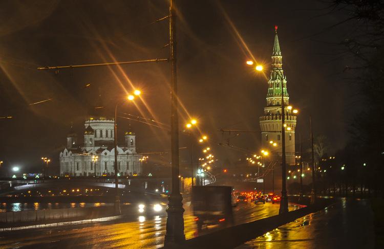 Я не люблю Москву
