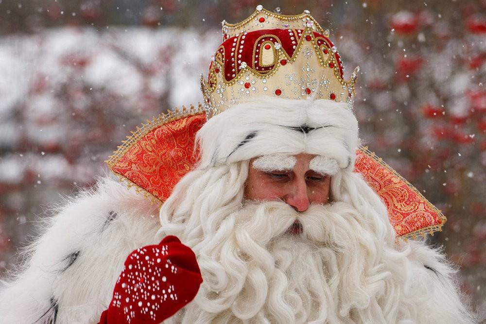 Наказ Дед Морозу / 2021 г.